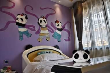 panda room