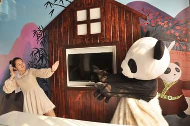 farm panda