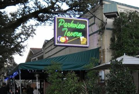 Parkview Tavern NOLA