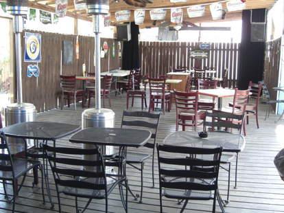Bayou Beer Garden NOLA