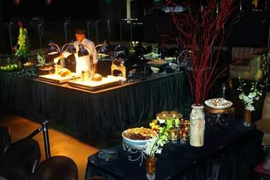 Happy Hour Buffet at E11even Miami