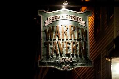 The Warren Tavern Oldest Bars BOS