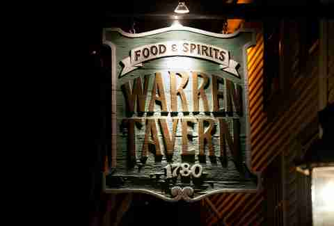 The Warren Tavern Oldest Bars BOS