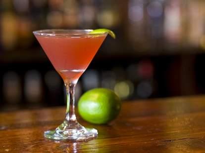 Cocktail at Twelve Mile Limit