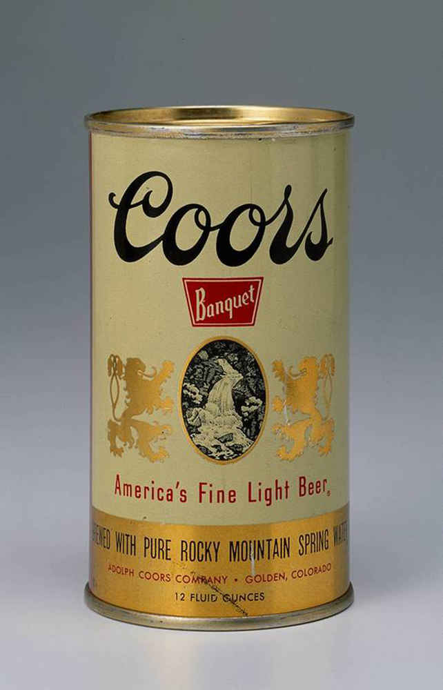cf7dafa756abe Coors Banquet - Things You Didn t Know About The Colorado Beer - Thrillist