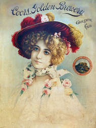 Coors Illustrated Ad, 1890s