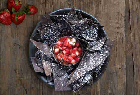 Oreo tortilla chips