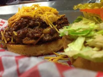 Mixed Up Burgers DAL