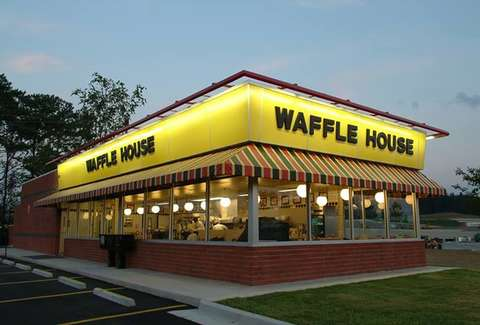 Waffle House Density Map Reveals 132 Locations in Atlanta ...