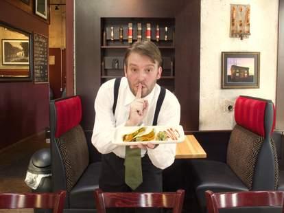 waiter secrets