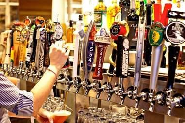 Burger, Tap & Shake Craft Beer Bars DC