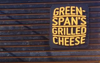 Greenspan's Grilled Cheese
