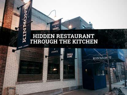 Secret restaurants