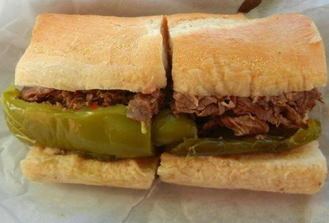 Roma's Italian Beef & Sausage Chicago