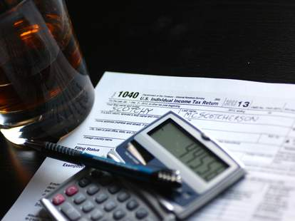 scotch and tax form