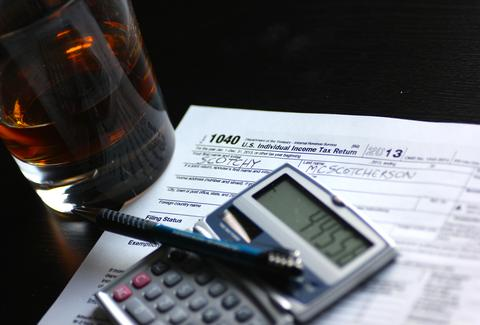 scotch and tax form