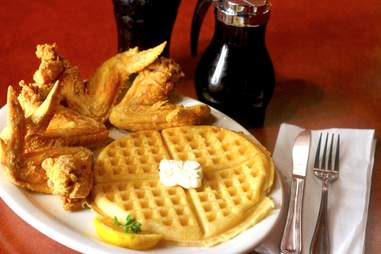 Gladys Knight's Chicken & Waffles