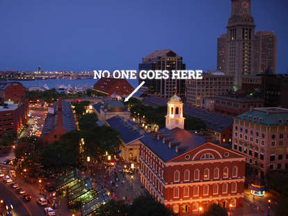 Things you have to explain to out-of-towners about BOS