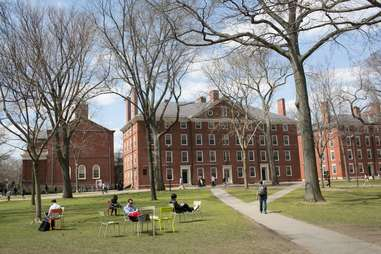 Harvard Yard Things you have to explain to out-of-towners about BOS