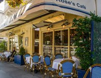 Rose's Cafe in San Francisco