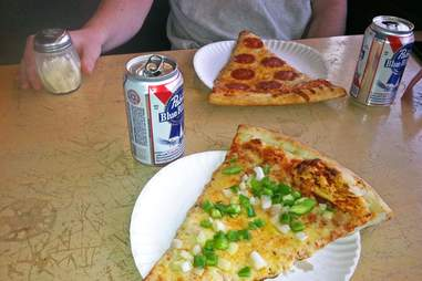 Pizza Alley Best NYC-Style Pizza in DEN