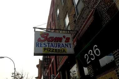 NYC Best Under the Radar Pizza