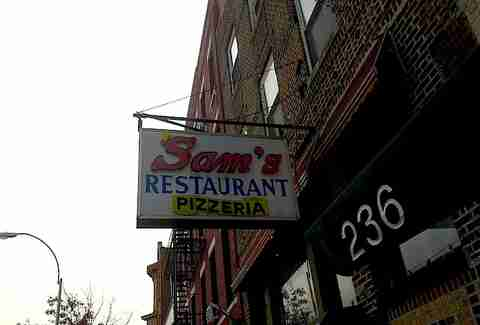 NYC Best Under the Radar Pizza