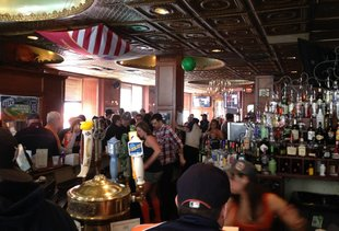 Hockeytown Cafe Happy Hour