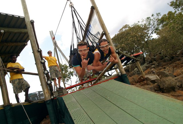 The world\'s 6 most insane ziplines