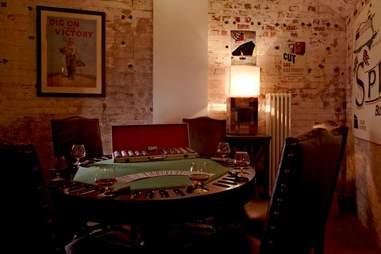 poker table fort spitbank