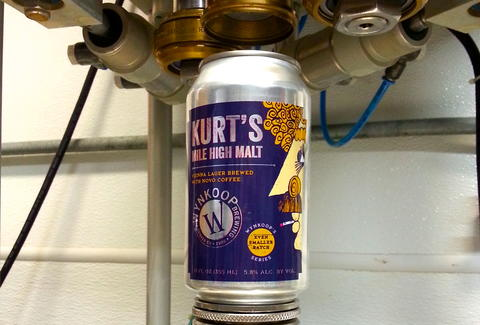 Kurt's Mile High Malt