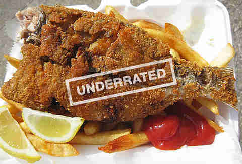 Famous chefs reveal the most overrated and underrated for Porgy fish recipe