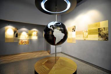 globe frietmuseum