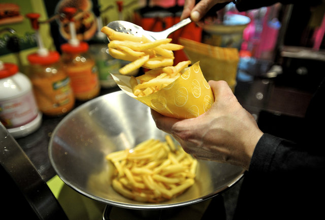 The world\'s first French fry museum is in Belgium, obviously