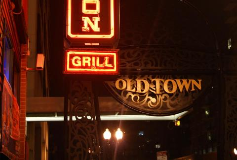 Old Town Burger Saloon