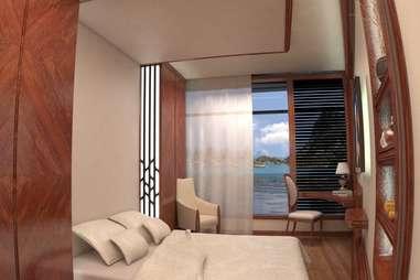 orsos island bedroom