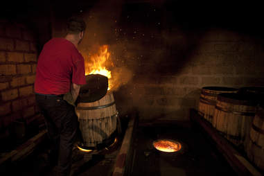 charring barrels
