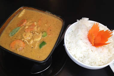 Tea Rose Diner's Curry