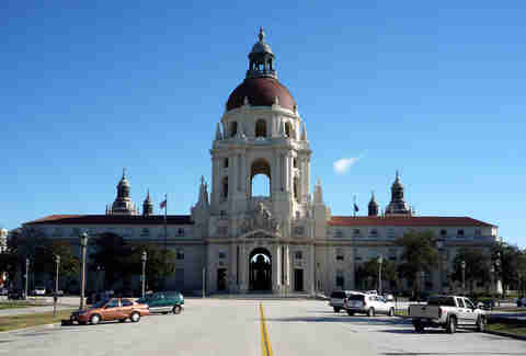 pasadena california city hall