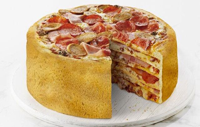 Pizza cakes will make every party a pizza party
