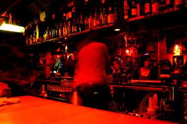bartender backside