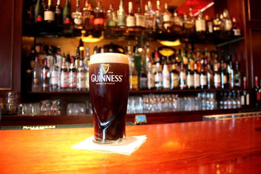 Guinness at Fiddler's Green