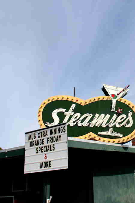 Steamies