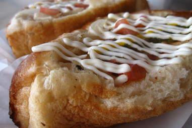 sonoran hot dog mexico