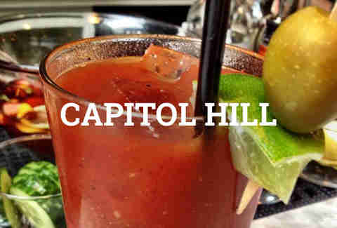 Capitol Hill Boozy Brunches DC