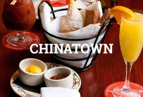 Chinatown Boozy Brunches DC