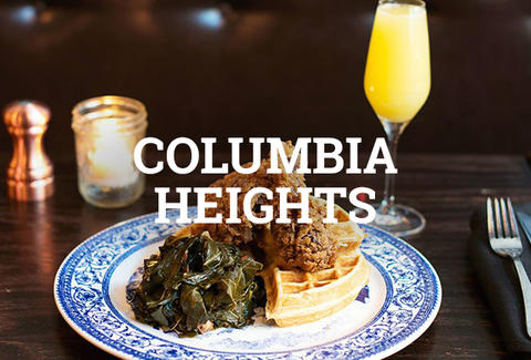 Columbia Heights Boozy Brunches DC