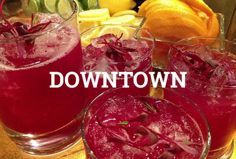 Downtown Boozy Brunches DC