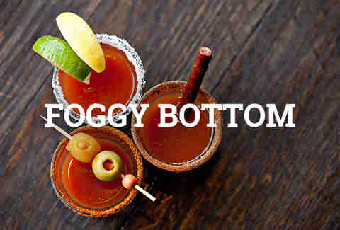 Foggy Bottom Boozy Brunches DC