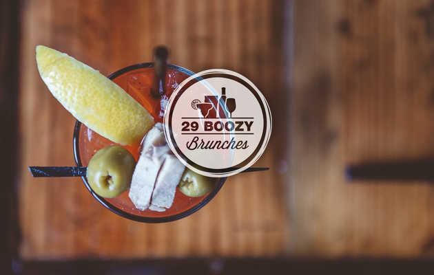 29 Boozy Brunches in DC: A hood-by-hood guide